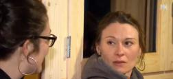 """Grosses tensions entre deux prétendantes au cours d'un dîner dans """"L'amour est dans le pré"""" hier soir - Regardez"""