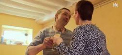 """Malaise dans """"L'amour est dans le pré"""" : Deux candidats célèbrent leur union devant la """"perdante"""" qui préfère sortir de la pièce - VIDÉO"""