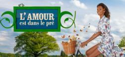 """Audiences Prime: """"L'amour est dans le pré"""" sur M6 largement devant TF1 - """"Crimes"""" sur NRJ12 devant Mélenchon sur C8"""