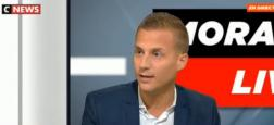 """""""Duo Day"""": Jean-Marc Morandini et Non Stop People proposent en direct à Adrien, handicapé à 80%, de devenir chroniqueur régulier sur la chaîne"""