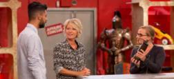 Audiences - Sophie Davant reste le maillon fort de l'après-midi de France 2 avec ses deux émissions à plus d'un million