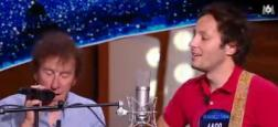 """Morandini Zap: Alain Souchon et Vianney passent le casting de """"Nouvelle Star"""" et étonnent les jurés !"""