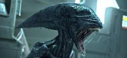 """Ridley Scott, le réalisateur d'""""Alien"""" et """"Blade Runner"""" reprend ses thèmes de prédilection pour son retour au petit écran avec une série dystopique """"Raised by Wolves"""""""