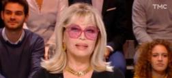 Audiences 20h : Les journaux de TF1 et de France 2 à plus de 5 millions - Sur TMC, Amanda Lear attire 1,2 million dans Quotidien