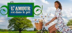 """Audiences Prime: """"L'amour est dans le pré"""" large leader sur M6 - """"Crimes"""" sur NRJ12 puissant devant le prime de France 3"""