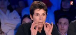 """Laurent Ruquier: """"Christine Angot est incontestablement une réussite! C'est celle que j'attendais à la télé!"""""""