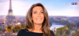 """Audiences """"20h"""": Les journaux de TF1 et France 2 à quasi égalité - TPMP version Delormeau à moins de 790.000 très largement devancée par Quotidien sur TMC"""
