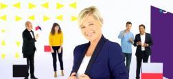 """Audiences Avant 20h: """"C à vous"""" décolle sur France 5 avec plus de 1,2 million et se hisse au niveau d'M6 avec """"Tous en cuisine"""" de Cyril Lignac"""
