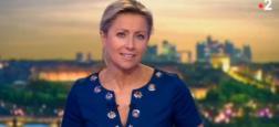 """Audiences 20h: 500.000 téléspectateurs d'écart entre les journaux de TF1 et de France 2 - """"Quotidien"""" sur TMC et """"TPMP"""" sur C8 à quasi égalité hier soir"""