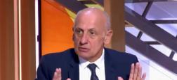 Jean-Michel Aphatie, qui quitte Europe 1 après seulement un an, va retourner à la rentrée sur LCI en tant qu'éditorialiste politique