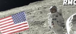 """Pour fêter les 50 ans des premiers pas de l'homme sur la Lune, RMC Découverte diffusera """"Apollo, la face cachée de la Lune"""" lundi soir - VIDEO"""