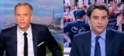 Audiences 20h: Le journal de Julien Arnaud sur TF1 en tête à 5.6 millions - Celui de Julian Bugier sur France 2 à 4.9 millions