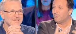 Audiences: Face à face inédit entre Arthur sur TF1 et Ruquier sur France 2 en deuxième partie de soirée hier. Découvrez qui a gagné