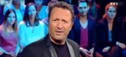 """Audiences prime : Moins de 2,3 millions pour """"Vendredi tout est permis"""" sur TF1 quasiment à égalité avec France 3 et battu par France 2 et par la série d'M6"""