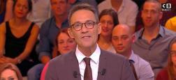 Julien Courbet, qui vient de quitter C8, annonce qu'il va présenter le magazine « Capital » sur M6 à la rentrée à la place de Bastien Cadéac