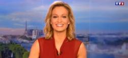 Attentats en Espagne: Jean-Michel Aphatie juge déplacée la robe rouge d'Audrey Crespo-Mara au 20h de TF1... et se fait lyncher !