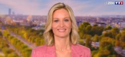 Audiences 20h: Le journal d'Audrey Crespo-Mara s'envole sur TF1 avec plus de 6,2 millions de téléspectateurs face à France 2 à 4,6 millions avec Leïla Kaddour