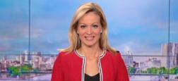 """Audrey Crespo-Mara quitte LCI pour prendre en main le """"Portrait de la semaine"""" dans """"Sept à Huit"""" sur TF1 qui reste présentée par Harry Roselmack"""