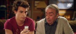 """Bernard Chéron, comédien de la série """"En famille"""", est décédé à l'âge de 86 ans"""