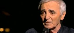La chaîne Paris Première va rendre hommage à Charles Aznavour lors d'une soirée spéciale vendredi à partir de 20h50