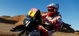 Drame sur le Dakar : Le pilote portugais Paulo Gonçalves est mort ce matin lors de la 7e étape, viennent d'annoncer les organisateurs.