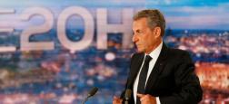 Audiences 20h: Nicolas Sarkozy attire près de 7 millions de téléspectateurs hier soir au journal de TF1 face à France 2 et ses 5,3 millions