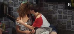 """Le baiser entre deux femmes diffusé hier soir dans """"Plus belle la vie"""" sur France 3 fait réagir sur Internet - Regardez"""