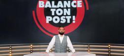 """Surprise: """"Balance ton post"""" de Cyril Hanouna change de jour sur C8 et sera diffusée le jeudi soir à 22h30"""