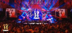 """Audiences prime: Le bal du 14 juillet de TF1 battu par """"Le concert de Paris"""" de France 2 - France 3 et M6 sous les 2 millions"""