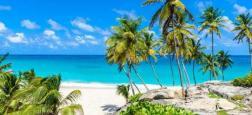 Coronavirus - L'île de la Barbade dans la Caraïbes propose aux salariés du monde entier en télé-travail de venir s'installer en an sur place grâce à un visa spécial