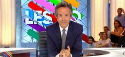 """Audiences """"20h"""": Moins d'un million de téléspectateurs séparent les journaux de TF1 et de France 2 - Quotidien à plus de 1,5 million sur TMC"""