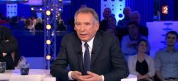 """Affaire des emplois présumés fictifs: François Bayrou se dit """"très content"""" à l'issue de son audition par la police judiciaire"""