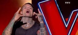 Audiences Prime:  The Voice en baisse mais en tête sur TF1 - Le téléfilm de France 3 puissant à près de 4 millions largement devant Patrick Sébastien sur France 2