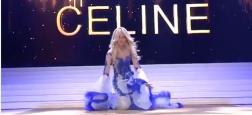 Miss Belgique : Hier soir, en plein concours une candidate chute devant les caméras et... perd son soutien-gorge devant les téléspectateurs ! Regardez