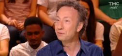 """Stéphane Bern a-t-il été approché pour présenter """"C à vous"""" à la place d'Anne-Sophie Lapix la saison prochaine ? Il répond !"""