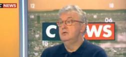 """CNews mise en garde par le CSA après les propos de Dominique Besnehard qui avait déclaré avoir """"envie de gifler"""" Caroline de Haas"""