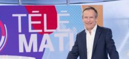 Révélation: Laurent Bignolas, le présentateur de Télématin, a été placé en quarantaine par la direction de France 2 à son retour de vacances lundi dernier