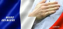 """Spécial """"Allez les Bleus"""": La chaîne L'Equipe consacre sa journée à la finale de la Coupe du monde entre la France et la Croatie"""