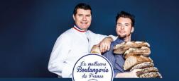 """M6 diffusera la cinquième saison de """"La meilleure boulangerie de France"""" dès le lundi 11 septembre à 18h35"""