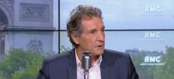 Jean-Jacques Bourdin ne présentera plus la matinale de RMC à la rentrée après 19 ans d'antenne et sera remplacé par... (Le Parisien)