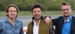 """Philippe Lellouche répond au présentateur de Turbo: """"Dominique Chapatte est un monsieur vieillissant acheté par des marques automobiles"""" - Regardez"""