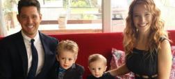 Bouleversé par le cancer de son fils, le chanteur Michael Bublé met un terme à sa carrière musicale