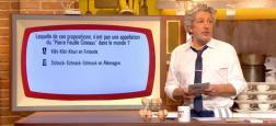 """Audiences TNT: Moins de 250.000 téléspectateurs d'écart entre """"Burger Quiz"""" sur TMC et la série d'M6 - """"Au tableau"""" sur C8 à 483.000"""