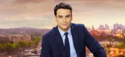 Audiences 20h : Le journal de Julian Bugier sur France 2 à seulement 100.000 téléspectateurs d'écart de celui de Julien Arnaud sur TF1