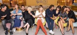 """Audiences: L'émission """"Je t'aime etc"""", présentée par Daphné Bürki, a réalisé hier à 15h un double record historique"""