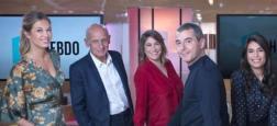 """Audiences Avant 20h: Nagui et """"N'oubliez pas les paroles"""" en tête sur France 2 à 4,1 millions - Carton pour France 5 avec """"C l'hebdo"""" à 1,5 million"""