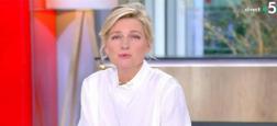 """Audiences Avant 20h: Gros succès pour """"C à vous"""" sur France 5 qui approche 1,7 million hier soir - """"La meilleure boulangerie"""" à plus de 2 millions sur M6"""