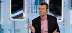 """Le journaliste économique d'Europe 1, Axel de Tarlé choisi pour remplacer Bruce Toussaint le week-end aux commandes de """"C dans l'air"""""""