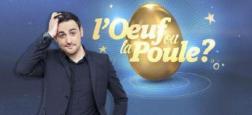"""La production de """"Burger quizz"""" ironise sur la rumeur de l'arrivée de Camille Combal à la tête du jeu de TMC en septembre à la place d'Alain Chabat"""