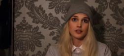 """La chanteuse Camille Lou au casting d'une mini-série de France 2 adaptée du roman de Michel Bussi """"Maman à tort"""""""